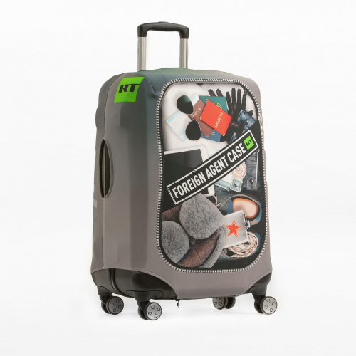 Foreign Agent   Luggage Cover